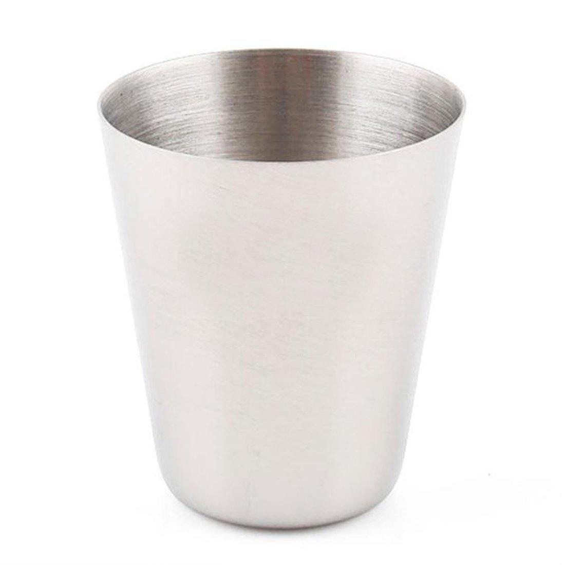 【再入荷!】 funnytoday365シックアウトドア特別なメガネFlagonポータブルステンレス鋼ヒップフラスコカップヒップフラスコワインガラスカップ   B07BGV3ZV7, 電子タバコ雑貨の卸問屋 伊賀屋:21dd28a3 --- a0267596.xsph.ru