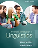 img - for A Concise Introduction to Linguistics book / textbook / text book