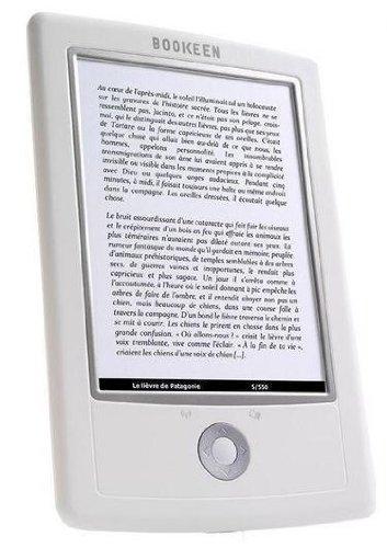 Bookeen Cybook Orizon lectore de e-Book Pantalla táctil 2 GB WiFi ...