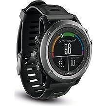 Garmin Fenix 3 Gray HRM-RUN Bundle GPS Multi-Sport Training GPS Watch