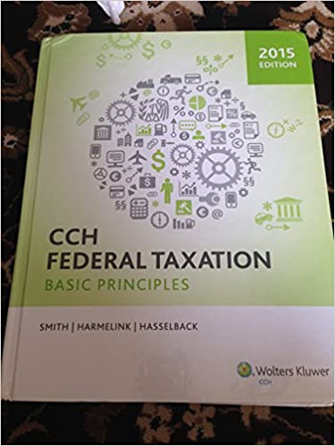 Cch federal taxation basic principles 2015 edition ephraim p cch federal taxation basic principles 2015 edition 2015 ed edition fandeluxe Images