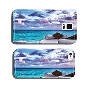 Luxury beach resort cell phone cover case iPhone6