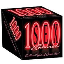 1000 Sex Games- Sexy Card Game For Party & Couples by 1000 Sex Games