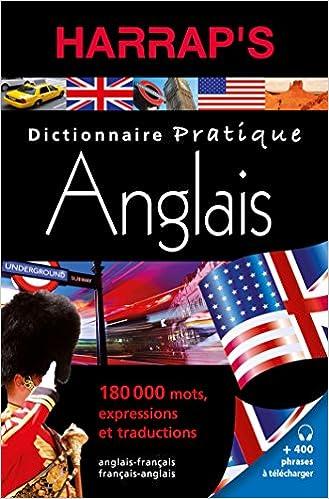 Harraps dictionnaire pratique anglais