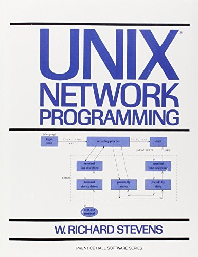 UNIX Network Programming by Stevens, W. Richard (1990) Paperback by Prentice Hall