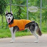 ThinkPet Outdoor Adventure Winter Dog Jacket Waterproof Reflective Warm Coat