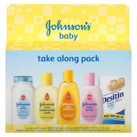 Johnson's Take Along Travel Pack (Take Pack Along)