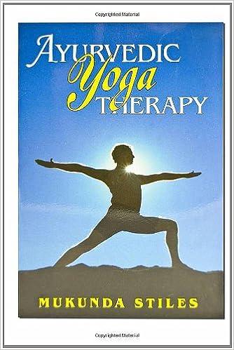 Ayurvedic Yoga Therapy: Amazon.es: Mukunda Stiles: Libros en ...