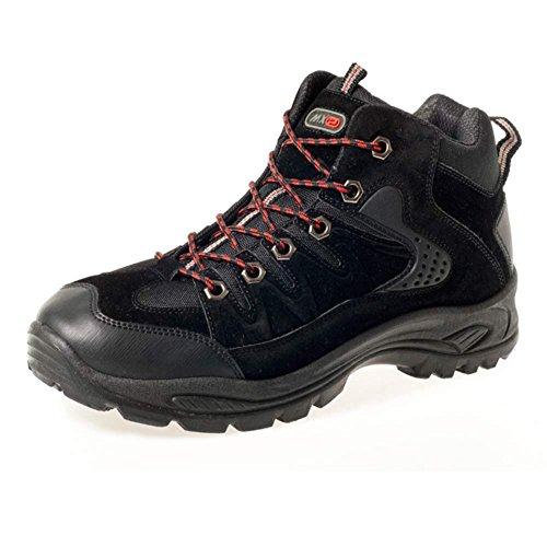 12 Chaussures hommes Cheville 7 De La Impressionz Noir Gr Traners Bottes Randonne nv0f1wxBO