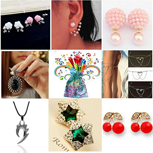 2pc Jewelry Sets for Women Girls Cuekondy Fashion