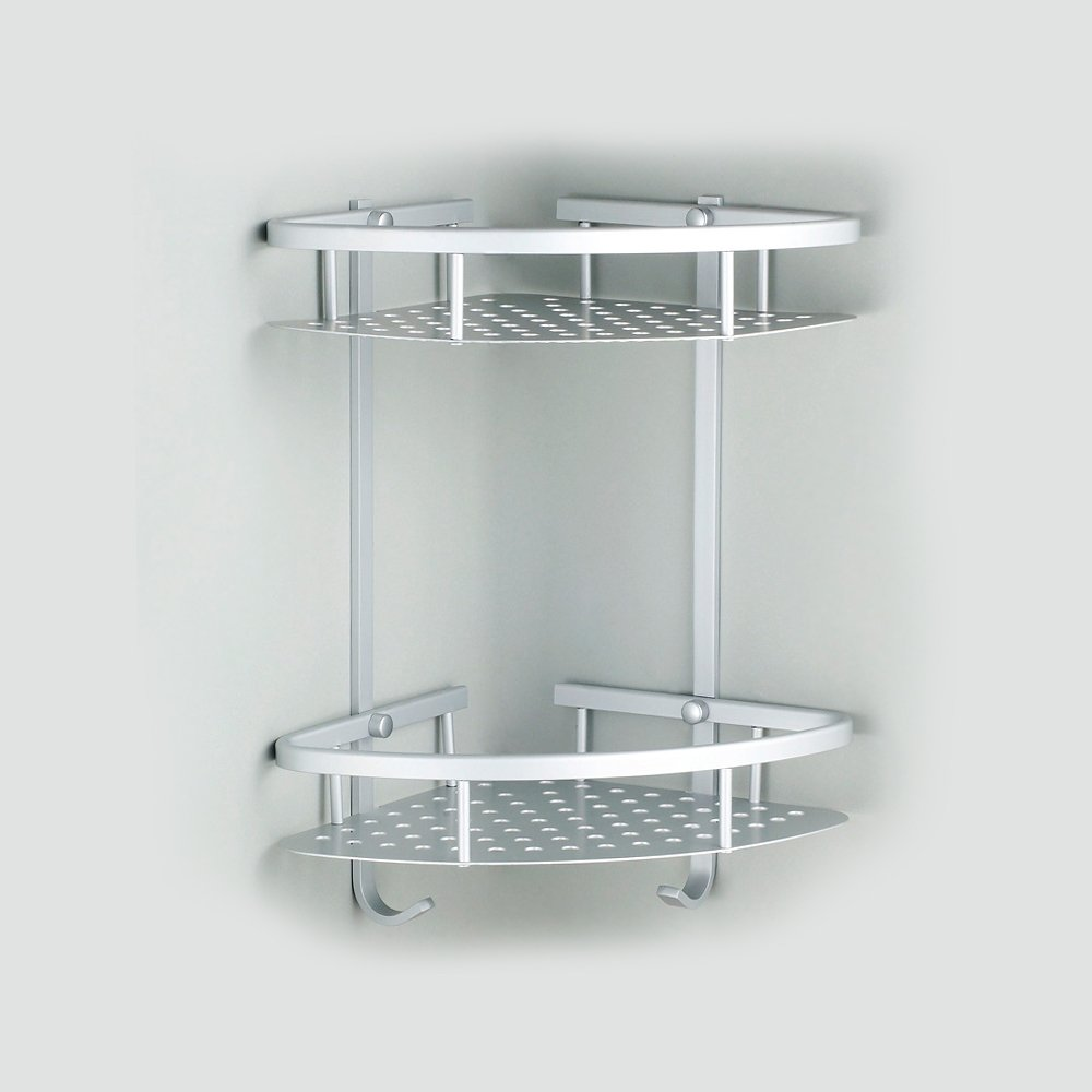 Great etagere duangle douche ikea with tablette angle ikea for Etagere mural pas cher
