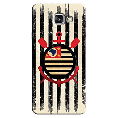 Capa Personalizada para Samsung Galaxy A7 2016 Futebol Corinthians - FT03