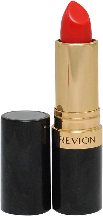 3 Pack – Revlon Super Lustroso Pintalabios # 029 rojo lacado ...