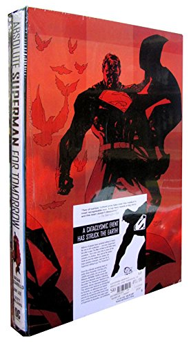 Absolute Superman For Tomorrow DC Slipcase Hardcover New Sealed Azzarello Lee