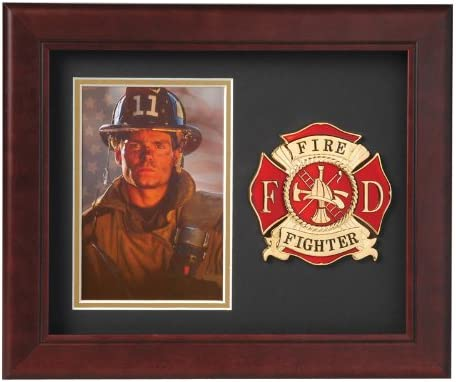 4 x 6 Picture Opening Allied Frame US Coast Guard Medallion Portrait Picture Frame