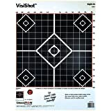 Champion VisiShot Sight-In Target (Pack of 10)