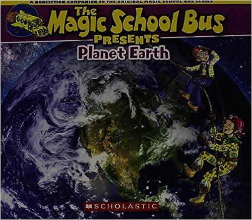Book Planet Earth (Magic School Bus Presents)
