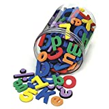 4 pics 1 word 7 letters - Chenille Kraft 4357 Wonderfoam Magnetic Alphabet Letters, Assorted Colors. 110/Pack (CKC4357)