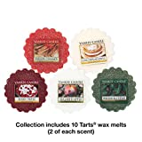 yankee candle wax melts - Yankee Candle Holiday Favorites Tarts Wax Melts Collection