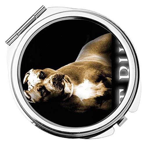 Mirror Bull Metal - Babu Building Bumper Use On Cosmetic Mirror Metal Design Pit Bull for Guy