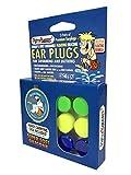 PUTTY BUDDIES Floating Earplugs 3-Pair Pack - Soft