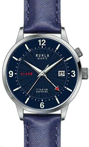 Gardé (by Ruhla) Uhr Herren Titan Armbanduhr Modell Ruhla