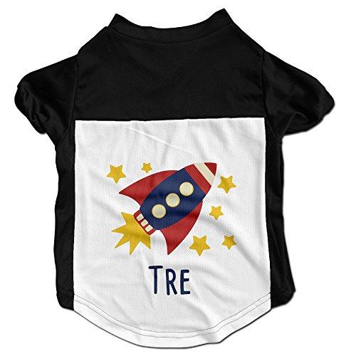 Dog Rocket Ship Costume (Rocket Ship Star Dog Shirt Hoodie Printed Classic)