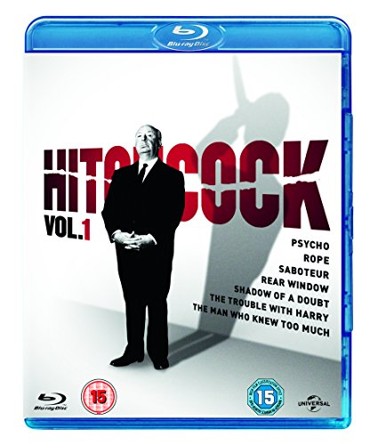Hitchcock Volume 1 (7 Movie Collection) [Blu-Ray][Region Free]