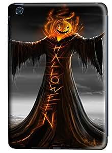 iPad Mini Cases & Covers - Halloween Horror Pumpkin Man PC Custom Soft Case Cover Protector for iPad Mini