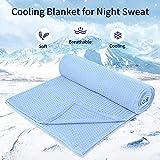 LAGHCAT Cooling Blanket, Summer Cooling Blanket for
