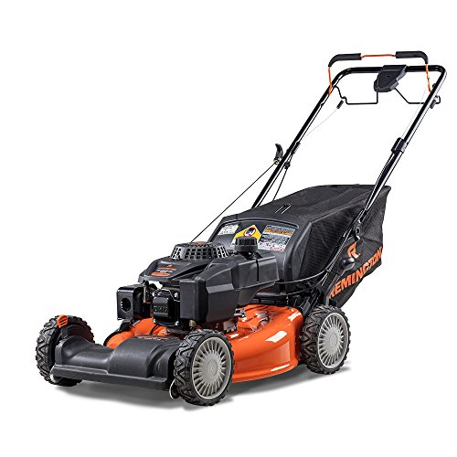 Remington RM410 Pioneer 159cc 21-Inch AWD Self-Propelled 3-in-1 Gas Lawn ()