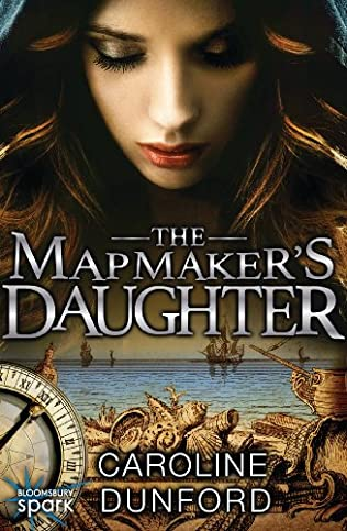 book cover of The Mapmaker\'s Daughter