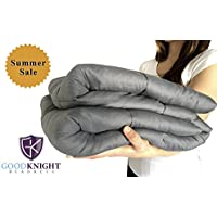 Good Knight Weighted Blankets For Autism   ADD   Stress  ...