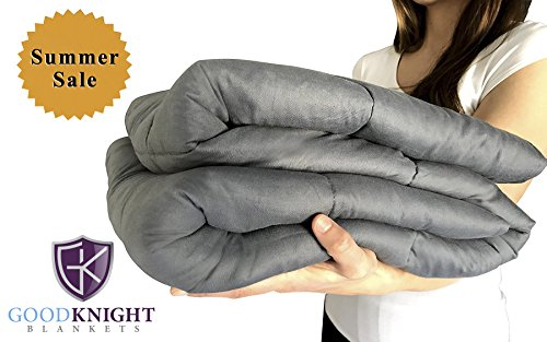 Good Knight Weighted Blankets For Autism | add far more | Stress | Anxiety | 60