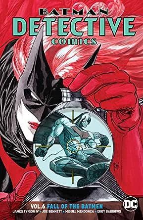 Batman - Detective Comics (2016-) Vol. 6: Fall of the Batmen ...