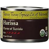 Teeny Tiny Spice Co of Vermont Organic Harissa, 2.8 Oz