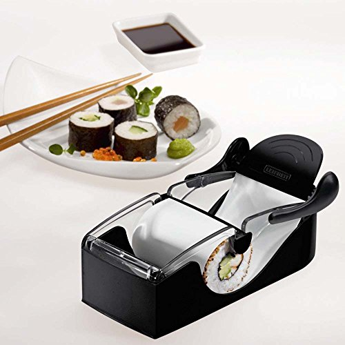 Price comparison product image Calunce Sushi Maker Tool Rice Mold Kitchen Roll Set Making Mould Roller Tools Easy Kit
