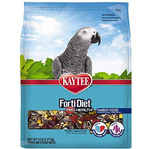 Kayte Forti-Diet Pro Health Parrot Food - 5 lb