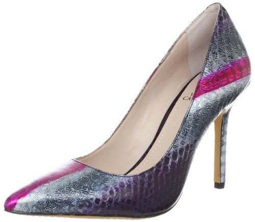 Vince Camuto Women's VC Harty Pump,Striped,7 M US