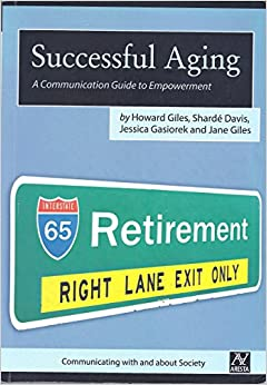 Book Successful Aging A Communication Guide to Empowerment