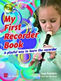 download ebook my first recorder book (very easy/easy) bk/cd pdf epub