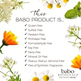 Babo Botanicals Moisturizing Baby 2-in-1 Bubble