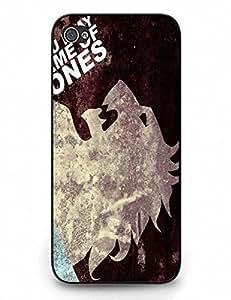 Famous Game of Thrones Unique Case,Iphone 4s Cover,Hard Plastic Skin