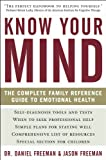 Know Your Mind, Daniel Freeman and Jason Freeman, 1402777116