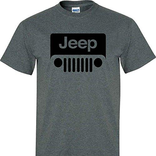 jeep-wrangler-logo-on-a-dark-heather-t-shirt