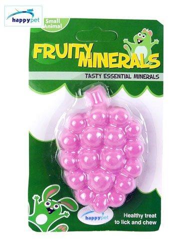 2.5oz Fruity Minerals Grape Block For Small Animals None