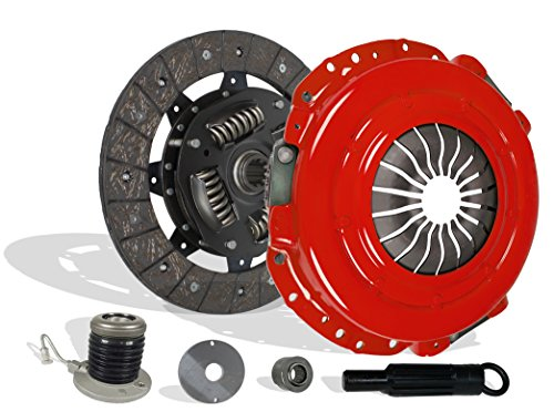 - Clutch And Slave Kit Set Works With Ford Mustang Base GT Bullitt Lujo Shelby GT 2005-2010 4.6L 281Cu. V8 GAS SOHC Naturally Aspirated (Stage 1)