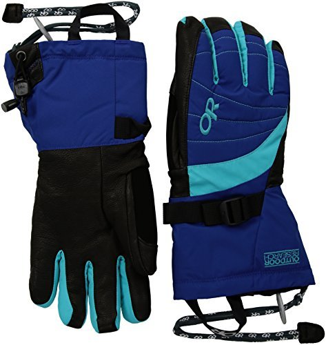 Outdoor L Research Women's Women's Revolution Gloves Baltic/Typhoon L [並行輸入品] Gloves B07DPMZNJ8, パソコンショップ@フェローズ:a9d70301 --- capela.dominiotemporario.com