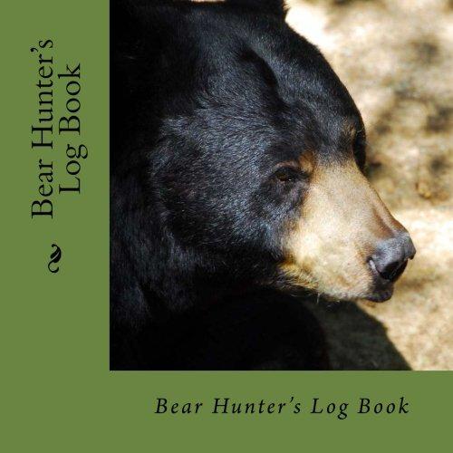 Bear Hunter's Log Book