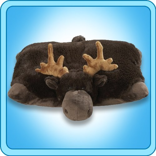 Pillow Pets Pee Wees Chocolate Moose
